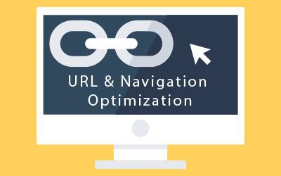URL Optimization & Navigational Structure