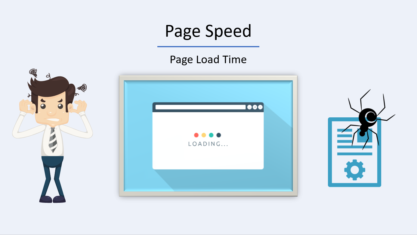 page speed small business