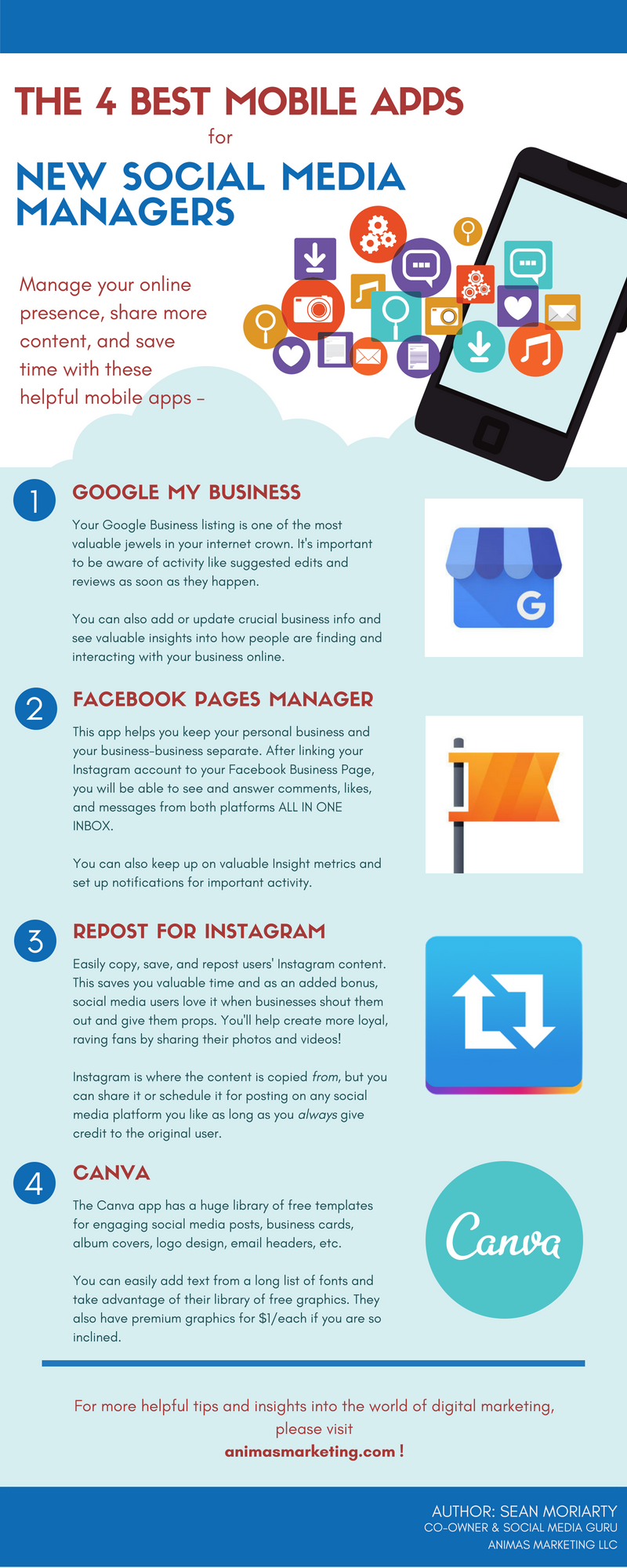 best social media apps managers