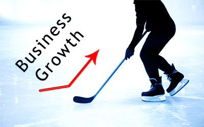 Hockey Stick Growth for Entrepreneurs