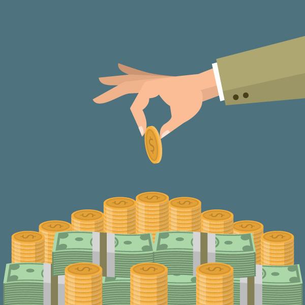 social media benefits money
