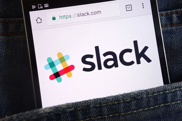 slack chat app