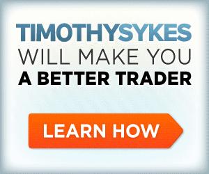 tim sykes stock trader