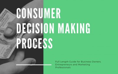 Consumer Decision Making Process [Full Length Guide]