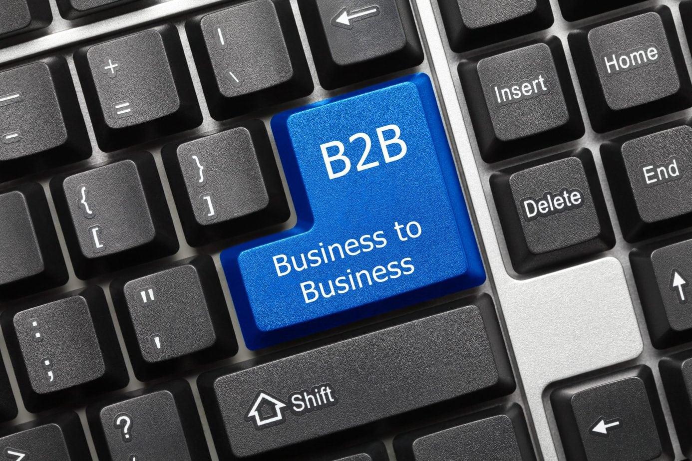 b2b business strategy