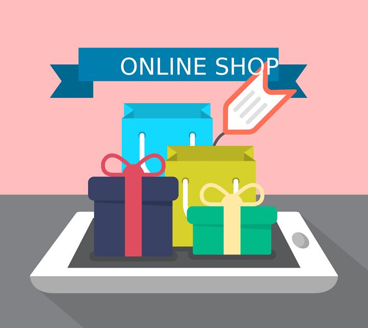 online cloud shop