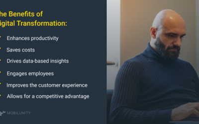 How to Level up Your Company With a Digital Transformation Strategy