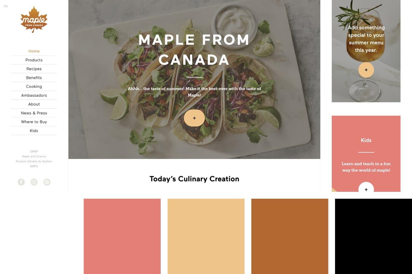 best website incredible maple