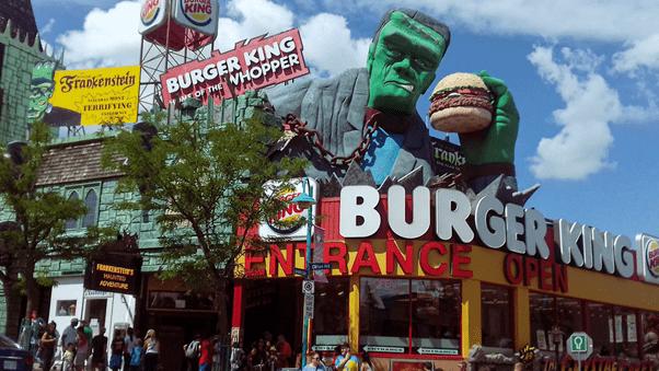burger king example